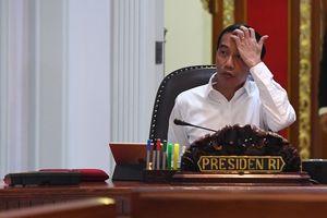 Presiden Jokowi Beri Waktu 3 Bulan bagi Kapolri Temukan Penyerang Novel