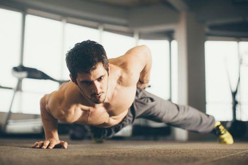 Cara Mudah dan Murah Ukur Kesehatan Jantung, Lakukan Push-up