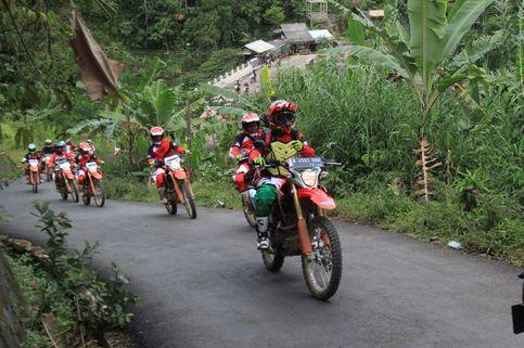 Konsumen Honda di Jakarta-Tangerang Jajal CRF150L