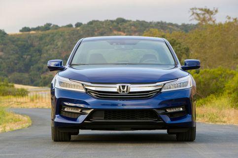 Honda Luncurkan Accord 'Hybrid' di Pasar Amerika