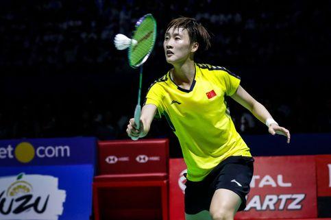 China Bertemu Thailand pada Semifinal Piala Sudirman 2019