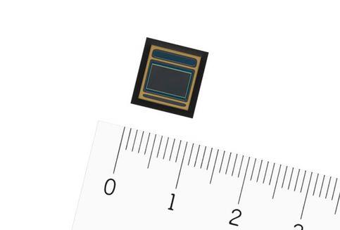 Sony Bikin Sensor 'Mata' untuk Mobil Tanpa Sopir