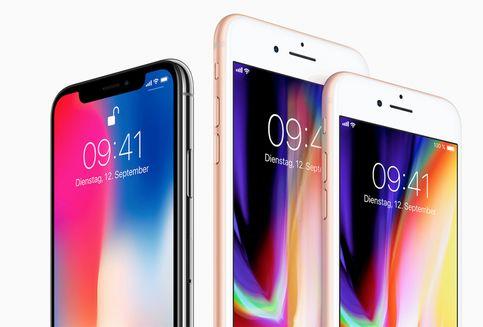 iPhone Dinobatkan Jadi Gadget Terlaris 2017