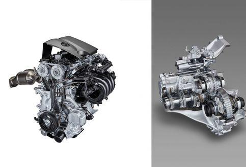 Toyota Kembali Rilis Mesin Generasi Terbaru