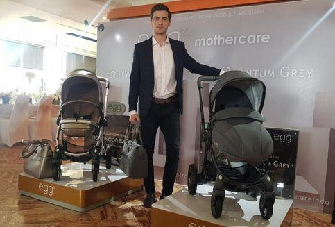 'Fashionable Stroller' untuk Ibu Berpenampilan Trendi