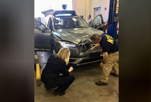 Kecelakaan Fatal Uber, Toyota Hentikan Tes Mobil Otonomos