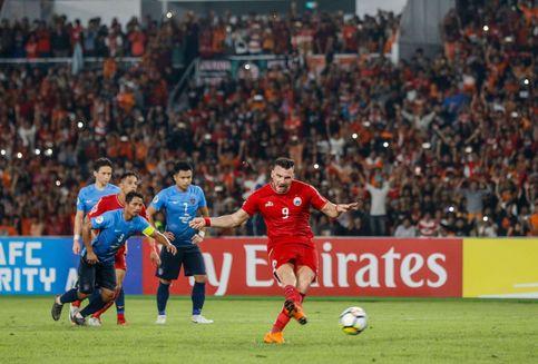 Piala AFC, Simic Bikin Quat-trick Saat Persija Taklukkan Klub Malaysia