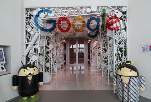 Google Hapus Moto 'Jangan Jahat' bagi Karyawan