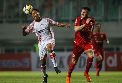 Hasil Liga 1, Persija dan Bhayangkara FC Menang di Kandang Lawan