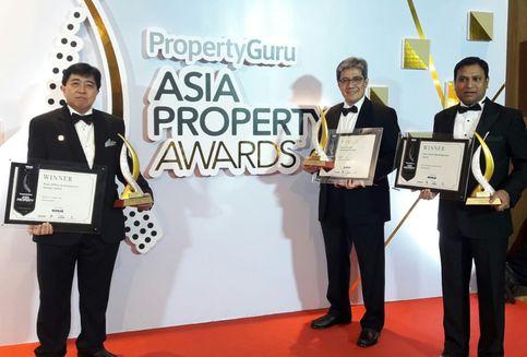 Indonesia Raih Tiga Penghargaan Terbaik Asia Property Awards 2018