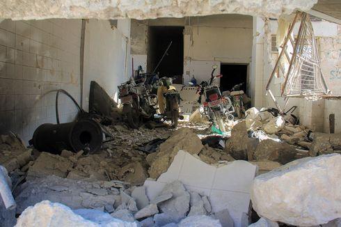 OPCW: Klorin dan Sarin Dipakai dalam Dua Serangan di Suriah Tahun Lalu