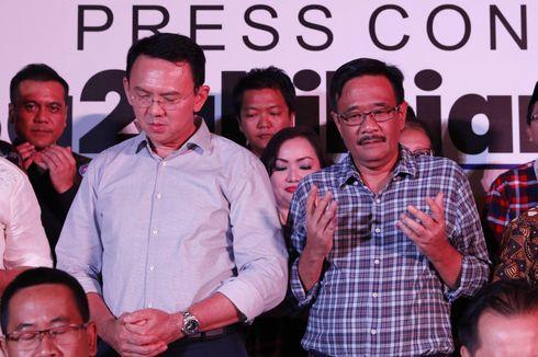 Kata Djarot, Ahok Dukung Keputusan Jokowi Pilih Ma'ruf Amin