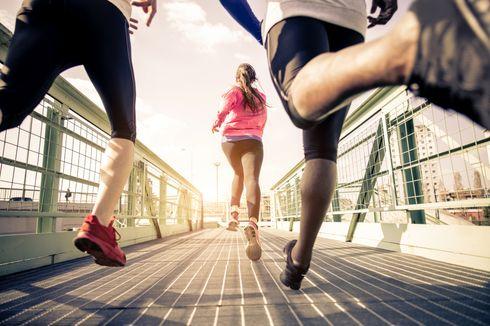 Joging Olahraga Terbaik untuk Cegah Kegemukan