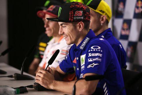 Vinales Langsung Mengancam pada Sesi Pembuka GP Americas