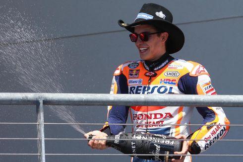 Marquez Kembali ke Jalur Juara Dunia
