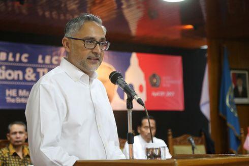 Masa Jabatan Berakhir, Dubes Inggris Moazzam Malik Pamit di Surabaya
