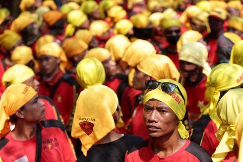 Ini Rute Buruh Saat Perayaan