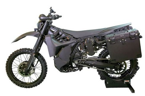 "Pentagon Buat Sepeda Motor ""Hybrid"""