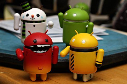 Ribuan Aplikasi Android Pantau Lokasi Pengguna Tanpa Izin