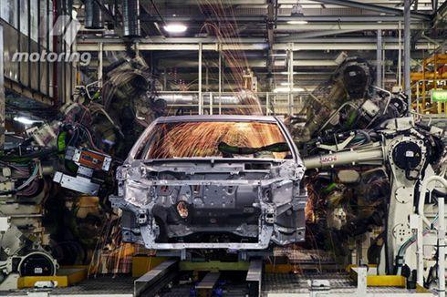 Toyota Bicara Soal Produksi Mobil Listrik