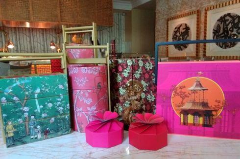 Hotel Ini Sajikan Kue Bulan dengan Kemasan Eksklusif