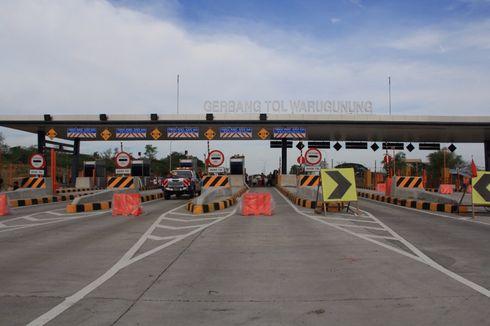 Kini, Surabaya-Kertosono Bisa Lewat Tol