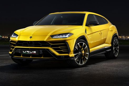 "Wujud Nyata ""Super-SUV"" Lamborghini Urus"