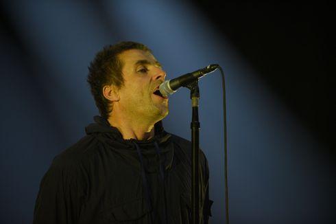 Liam Gallagher Sajikan Konser Penuh Keabkraban