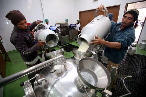 Peternak Sayangkan Industri Tak Wajib Serap Susu Segar Lokal