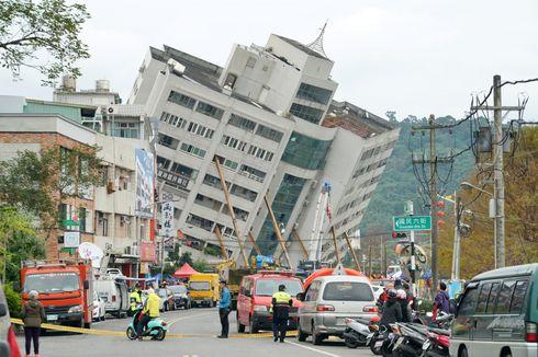 Gempa Taiwan dan Pembelajaran Mitigasi Gempa di Indonesia