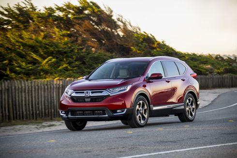 Honda Pamerkan CR-V dan Civic Mesin Diesel