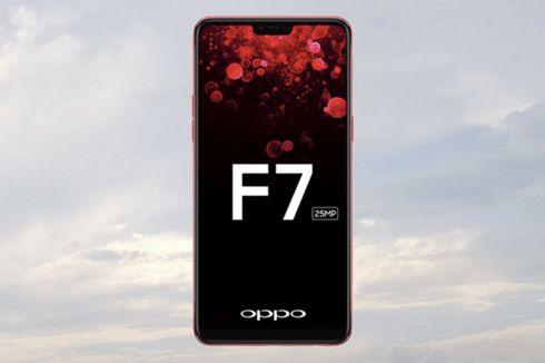 Oppo F7 dan R15 Segera Masuk Indonesia?
