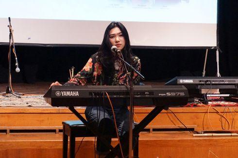 Sejak Kecil Isyana Sarasvati Tak Bisa Lepas dari Musik dan Piano
