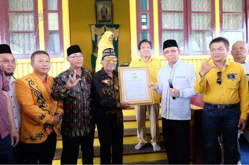 Cagub Sutarmadji Janji Wujudkan Pembentukan Provinsi Kapuas Raya