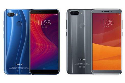 Ponsel Lenovo S5 Diperkenalkan, Mirip Xiaomi Mi A1