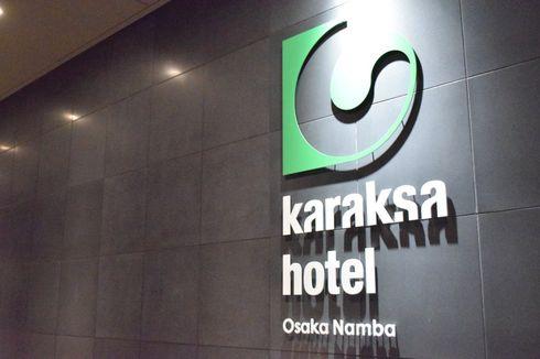 Hotel di Pusat Kota Osaka Ini Cocok untuk Tamu Keluarga