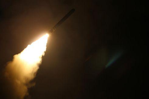 Seberapa Dahsyat Kekuatan Rudal Tomahawk yang Hujani Suriah?