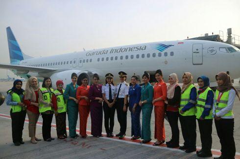 Garuda Indonesia Diminta Kaji Ulang Rute Jakarta-London