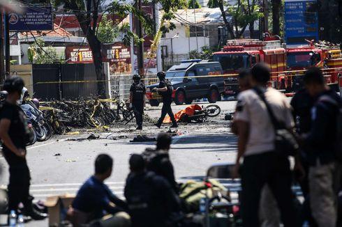 Facebook Hapus Ribuan Konten Radikal Pascabom Surabaya