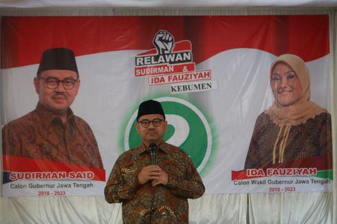 Tim Sukses Optimistis Elektabilitas Sudirman-Ida Naik Pesat