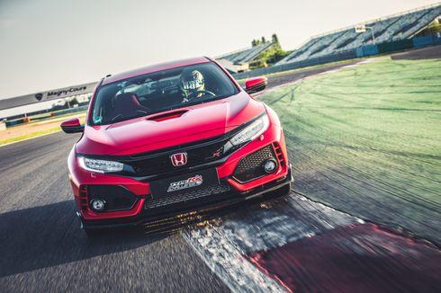 Honda Civic Type R, Raih Rekor Kecepatan Baru