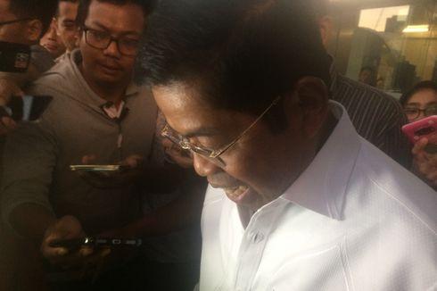Idrus Marham Enggan Komentar soal Aliran Dana Korupsi di Bakamla