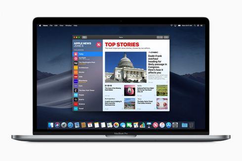 Apple Resmikan MacOS