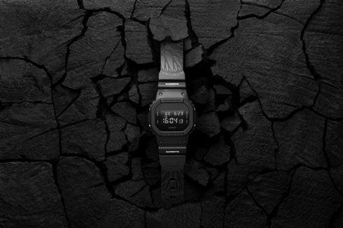 Darbotz, Seniman Indonesia Pertama yang Kolaborasi dengan G-Shock