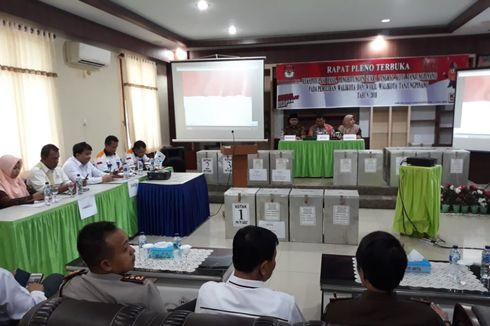 Pleno KPU untuk Pilkada Tanjungpinang, Paslon Syahrul-Rahma Unggul