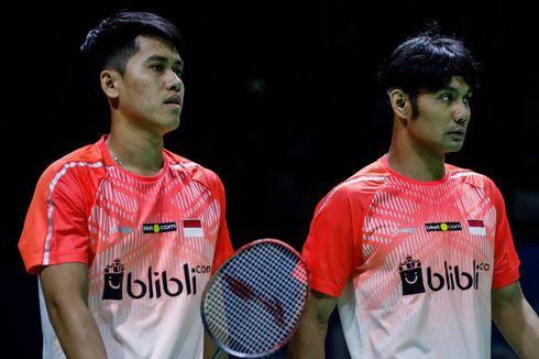 Hasil Indonesia Open 2019, Wakil Korea Selatan Akhiri Kiprah Berry/Hardianto