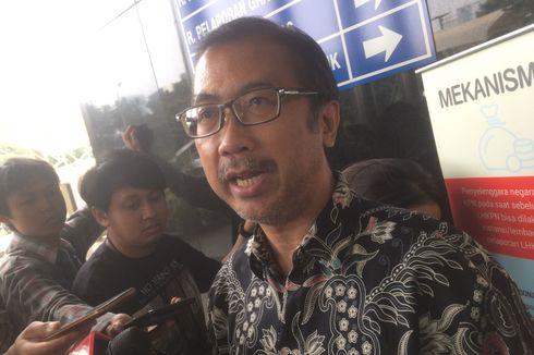 KPK Ingatkan Bakal Calon Anggota DPD Lengkapi Laporan Kekayaan