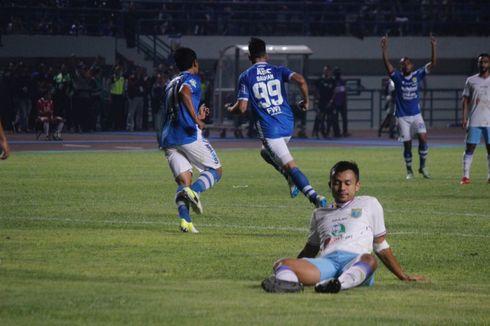 Hasil Liga 1, Persib dan Borneo FC Raih Tiga Poin di Kandang