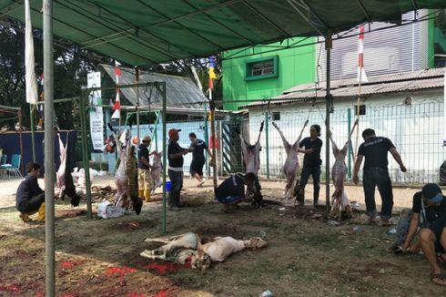 Warga Non-Muslim di Aceh Tengah Juga Kebagian Jatah Daging Kurban
