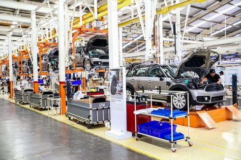 Pabrik Robot Denmark Incar Pasar Industri Perakitan Otomotif Nasional